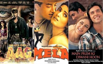Ram Gopal Varma Ki Aag, Mela, Main Prem Ki Deewani Hoon And Others; 10 Not So Great Bollywood Remakes Of All Times