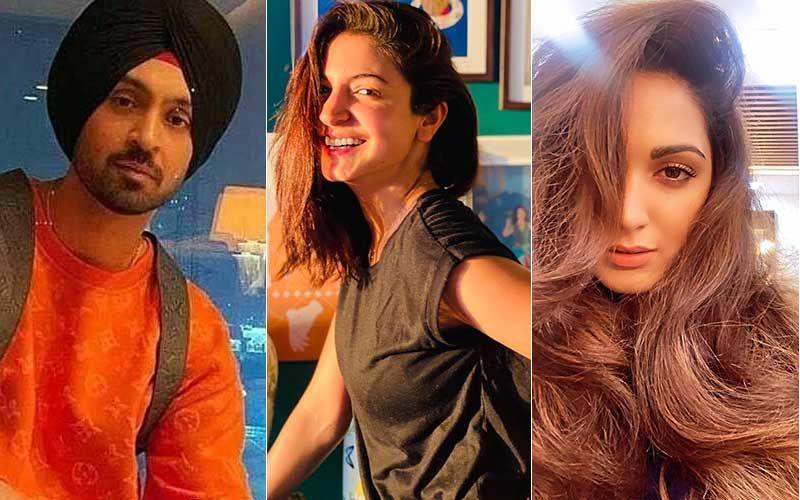 Diljit Dosanjh Birthday: Anushka Sharma And Kiara Advani Wish Their Co-Star In The Best Way Possible; Drop Sweet Posts