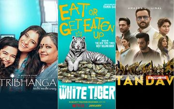 Tribhanga, The White Tiger, Tandav Lined Up For Release: Why January Is A Crucial Month For OTT - EXCLUSIVE