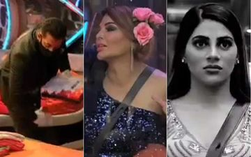 Bigg Boss 14: Salman Khan Cleans Rakhi Sawant's Bed After Nikki Tamboli Refuses; Says 'No Work Is Small' Leaving Housemates In Embarrassment-WATCH Video