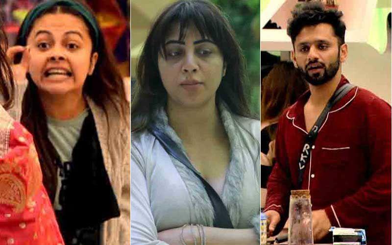 Bigg Boss 14 Feb 1 SPOILER ALERT: Devoleena Bhattacharjee And Arshi Khan Have A Massive Showdown; Rahul Vaidya Expresses Displeasure At Latter's Attitude