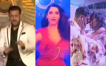 Bigg Boss 14 Grand Finale: Host Salman Khan And Nora Fatehi To Perform; Aly Goni-Jasmin Bhasin's Chemistry In Romantic Dance Number Is Unmissable-VIDEO