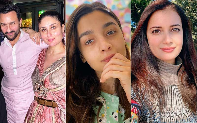 Kareena Kapoor Khan And Saif Ali Khan Blessed With A Baby Boy: Alia Bhatt, Neetu Kapoor, Dia Mirza And Others Congratulate The Couple
