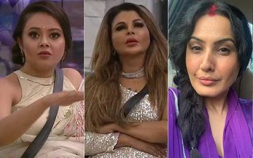 Bigg Boss 14: Devoleena Bhattacharjee Reacts As Kamya Panjabi Speaks In Support Of Rakhi Sawant; Tweets 'Rakhi Ke Aas Paas Bhi Kahin Nahi Hai Yeh Sab'