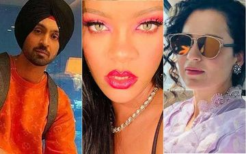 Diljit Dosanjh Composes A Song For Rihanna After She Calls Out Support On Farmer's Protest; Kangana Ranaut Reacts 'Isko Bhi Apne 2 Rupees Banane Hain'