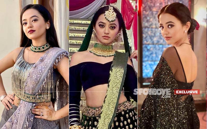 Helly Shah On Her Look As Riddhima: 'None Of My Looks From My Previous Shows Received This Kind Of Appreciation'- EXCLUSIVE