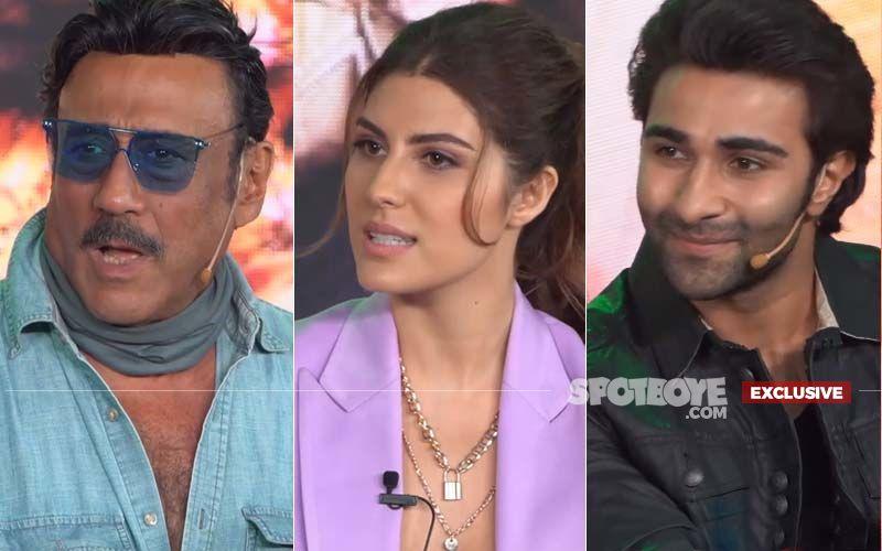 Hello Charlie Cast Jackie Shroff, Aadar Jain, Elnaaz Norouzi, Shlokka Pandit And Director Pankaj Saraswat In A Candid Interview- EXCLUSIVE