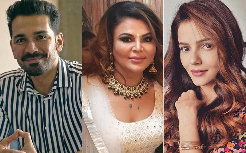 Bigg Boss 14: Abhinav Shukla On Rakhi Sawant Pulling His Shorts' Strings; Says The Incident Brought Wife Rubina Dilaik And Him Closer-Deets INSIDE