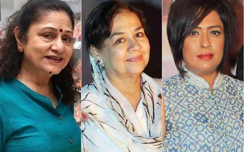 International Women's Day 2021: Celebrating 3 Natural Scene-stealing Actresses - Aruna Irani, Farida Jalal, Ashwini  Kalsekar