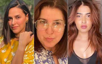 Neha Dhupia And Farah Khan Call Out Content Creators, Say 'Creativity Gayi Tel Lene'; Karishma Sharma Lashes Out At Neha, 'Hum Din Raat Mehnat Karte Hai'