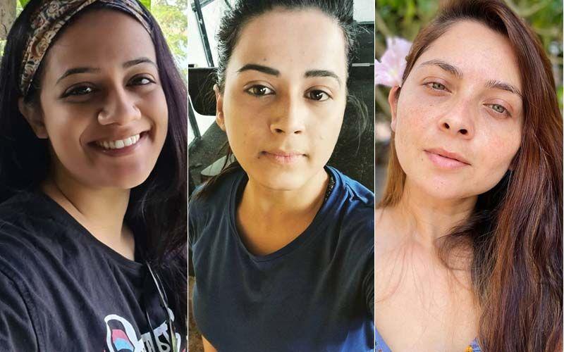 Happy Gudi Padwa 2021: Spruha Joshi, Prajakta Gaikwad, Sonalee Kulkarni And Other Marathi Divas Glam Up For Gudi Padwa Celebrations