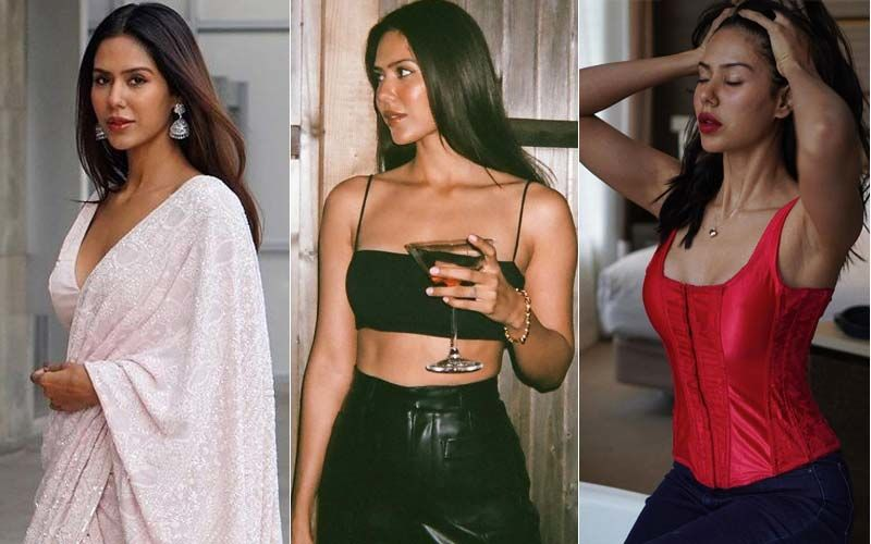 5 times Sonam Bajwa Proved That She Owns The Most Stylish Wardrobe Ever