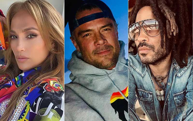 Shotgun Wedding: Jennifer Lopez Wraps Up Shooting; Appears Cheerful Posing For Photos With Co-Stars Josh Duhamel And Lenny Kravitz Amid Alex Rodriguez Split