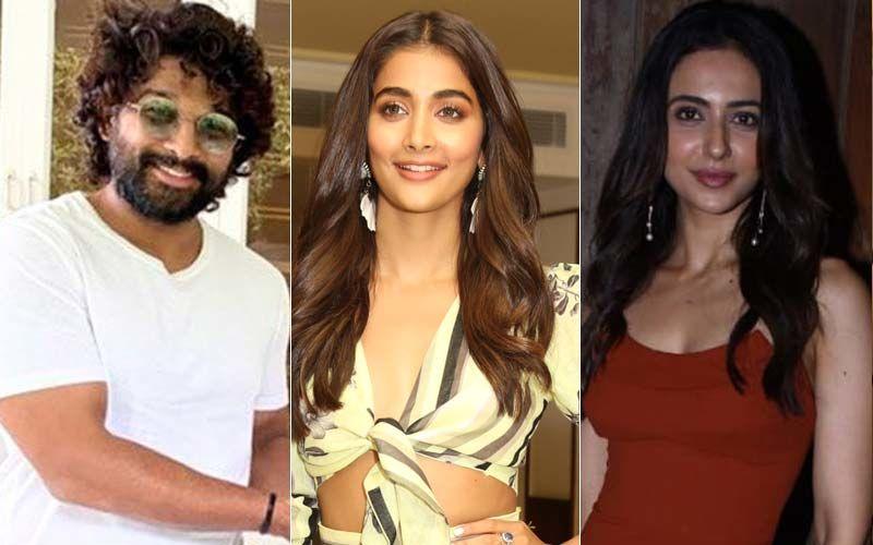 Allu Arjun Tested Positive For Covid- 19: Pooja Hedge, Rakul Preet, Naga Vamsi, And Other Celebs Wish For Speedy Recovery