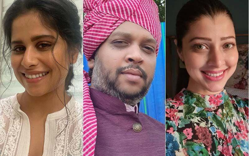 Sai Tamhankar, Tejaswini Pandit, And Akshay Bardapurkar Become The Face Of A Philanthropic Cause Helping COVID-19 Patients