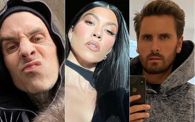 Amidst Steamy New Love With Travis Barker, Kourtney Kardashian And Scott Disick Are 'Barely Speaking'; HERE's Why