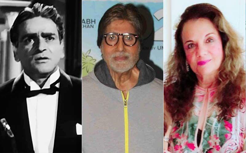 Prithviraj Kapoor, Amitabh Bachchan, Mumtaz And Others; 12 Biggest Crossover Personalities Of Hindi Cinema