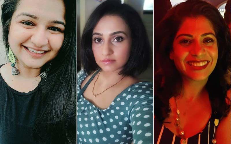 Yeu Kashi Tashi Mi Nandayla Cast Anvita Phaltankar, Dipti Ketkar, And Aditi Sharangdhar Share Off-screen  Shenanigans On Social Media