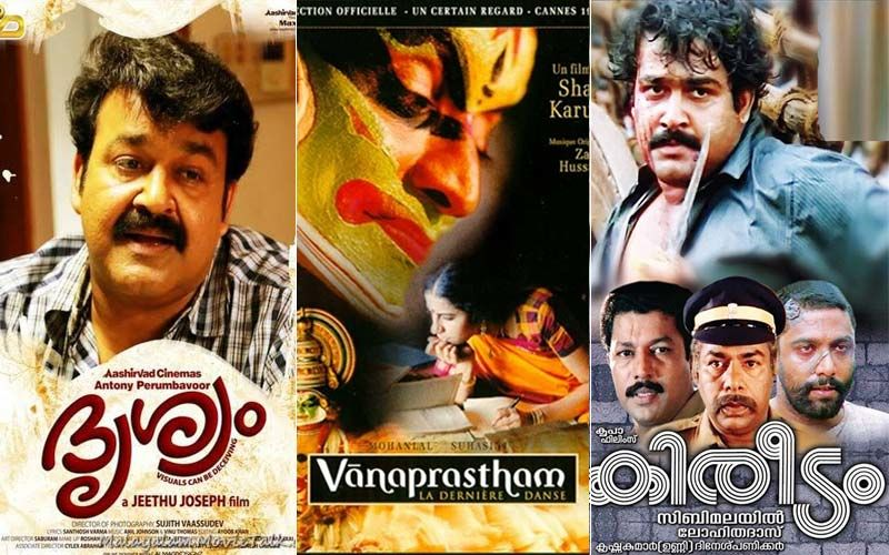 Drishyam, Vanaprastham, Kireedam And More: Looking At Mohanlal's 5 Finest Films On His Birthday