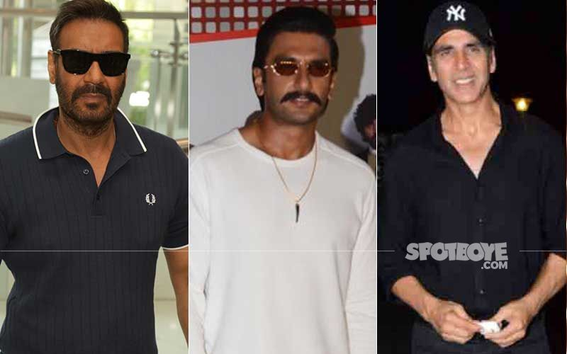 Sooryavanshi: Ajay Devgn And Ranveer Singh To Make An Action-Packed Appearance In Akshay Kumar Starrer; Singham-Simmba To Star For At Least 30 Minutes-REPORT