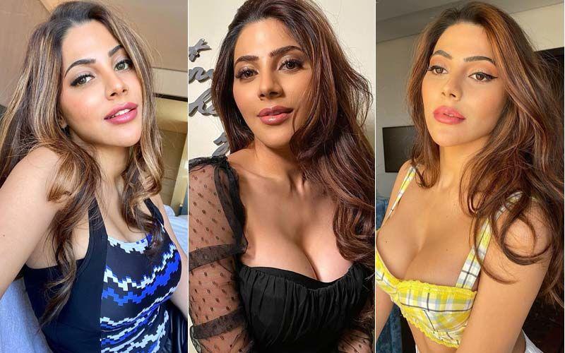 Nikki Tamboli's Dangerously- Sexy Trending Khatron Ke Khiladi Season 11 Looks
