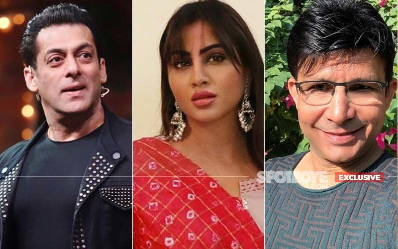 Bigg Boss 14 Challenger Arshi Khan, 'I Told KRK To Apologise To Salman Khan And Not Take The Controversy Ahead'- EXCLUSIVE