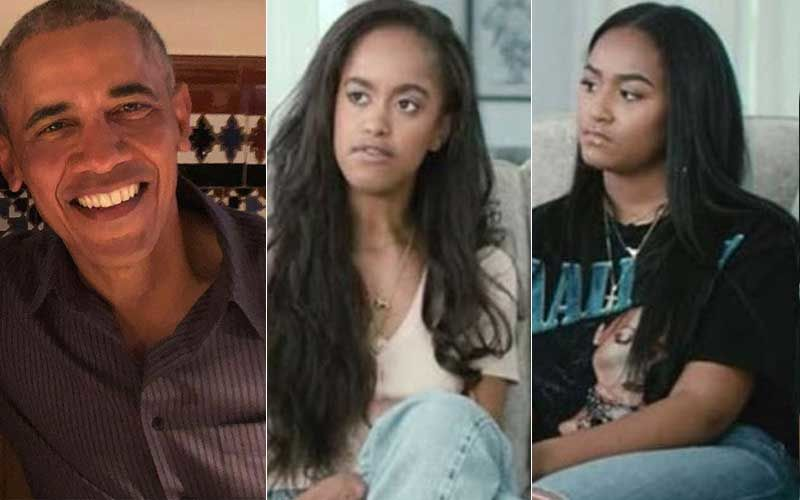 Malia And Sasha Obama's Dating Life Interrupted By The Secret Service; Former US President Barack Obama Shares How Daughters Were Followed When Out On Dates-Read It HERE