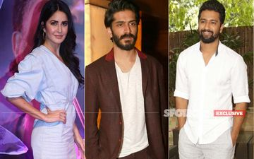 'Why Is Harshvardhan Kapoor Talking About Katrina Kaif's Love Life?' A Source Close To Katrina Says The Actress Is Upset - EXCLUSIVE