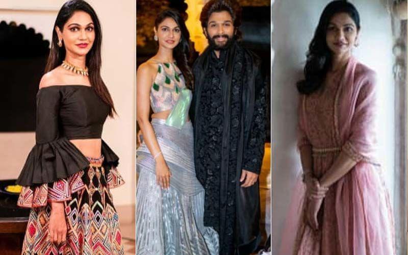 5 Times Allu Arjun's Wife Allu Sneha Made Stunning Fashion Statements