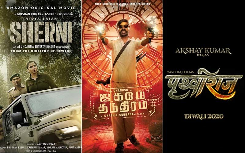 From Sherni And Jagame Thandiram's Reviews To Akshay Kumar's Prithviraj Getting Into Trouble, Here's Everything That's Been Trending This Week On Social Media