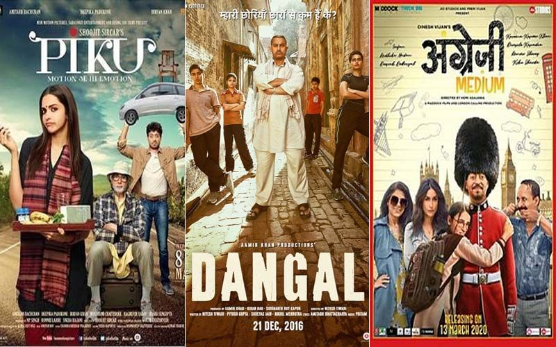 Father's Day 2021: Piku, Dangal And Angrezi Medium; 6 Films That Celebrate The Father-Daughter Relationship