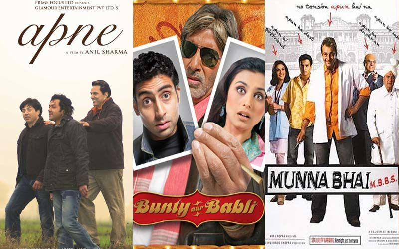 Father's Day 2021: Apne, Bunty Aur Babli And Munna Bhai MBBS; 6 Films Where Real Life Father-Son Duo Came Together On Screen