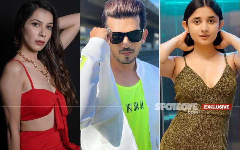 Palak Purswani Joins Kanika Mann And Arjun Bijlani In Their Upcoming Web Series- EXCLUSIVE