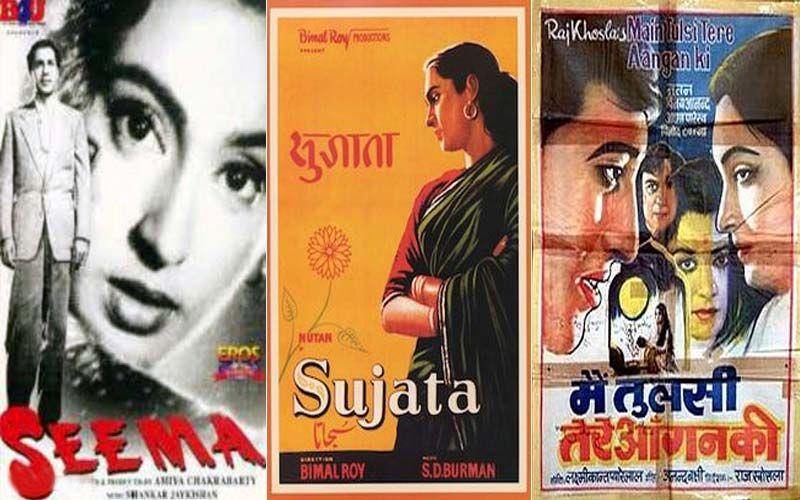 Nutan Birth Anniversary:  Seema, Sujata, Main Tulsi Tere Angan Ki And More - Finest Performances Of The Actress