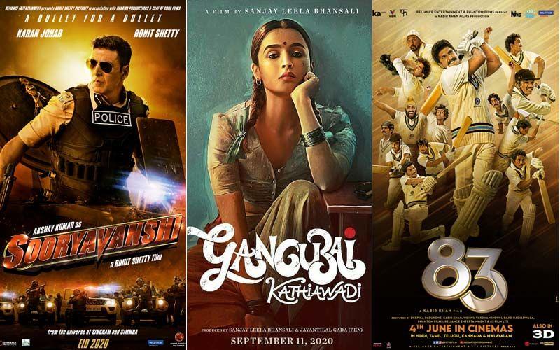 As Lockdown Eases, Movie Theatres Maybe Back In Business: Sooryavanshi, Gangubai Kathiawadi, '83 To Release In Cinemas?