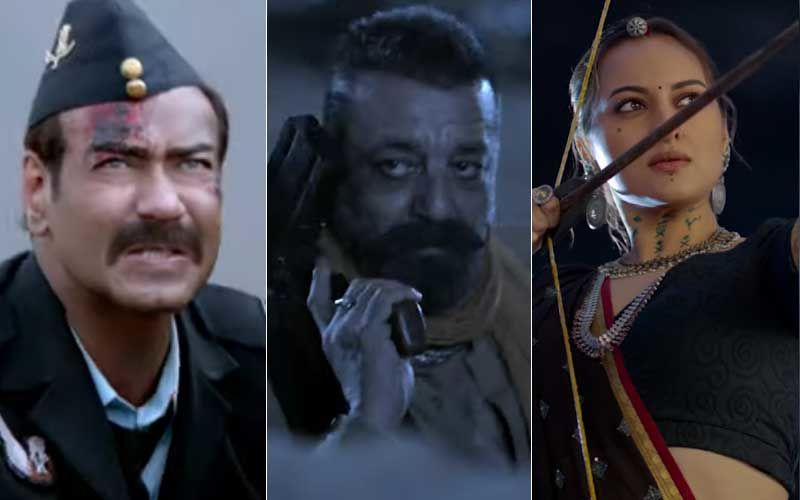 Bhuj: The Pride Of India Trailer OUT; Ajay Devgn, Sanjay Dutt, Sonakshi Sinha Shine As True Patriots In This Untold Story Of The Greatest Battle Ever Fought-Video