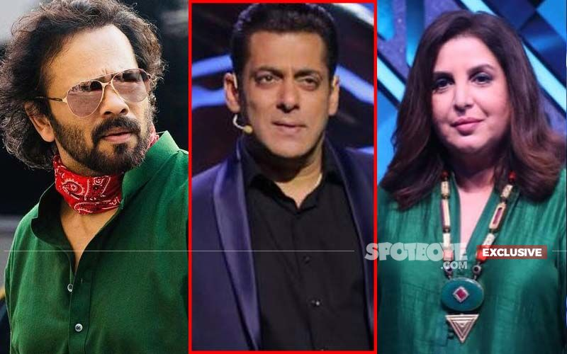 Bigg Boss 15: Rohit Shetty And Farah Khan Approached To Host Salman Khan's Reality Show On OTT- EXCLUSIVE