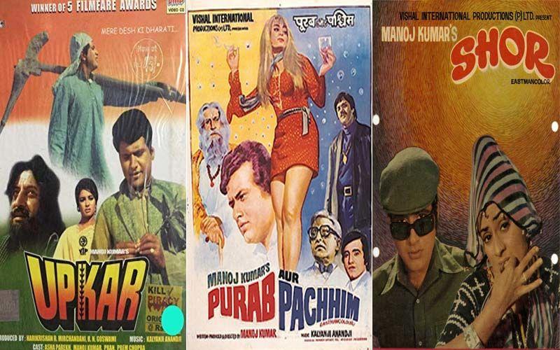 Kasmein Vaade Pyaar, Ek Pyaar Ka Nagma And More: Six Great Songs From Manoj Kumar Directorial Ventures