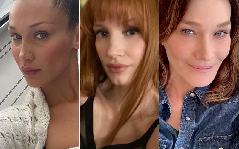 Day 1 of Cannes 2021 Fashion: Bella Hadid, Jodie Foster, Carla Bruni, Marion Cotillard And Jessica Chastain