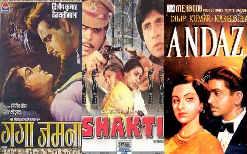 Dilip Kumar No More: 10 Finest Performances Of The Veteran Actor - Ganga Jamuna, Shakti, Andaz, Amar And More