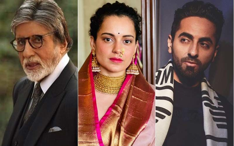 Happy Janmashtami 2021 Wishes: Amitabh Bachchan, Kangana Ranaut, Ayushmann Khurrana And Other Bollywood Celebs Share Delightful Messages For The Festival