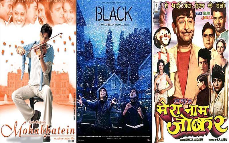 From Mohabbatein To Parichay: On Teacher's Day September 5, 10 Films That Celebrated the Guru-Shishya Parampara