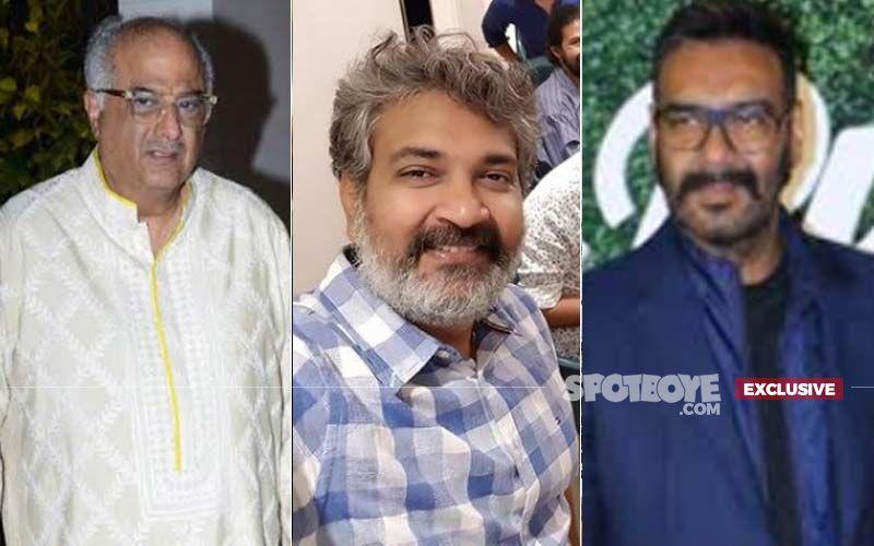 Maidaan Versus RRR: Ajay Devgan To Play Peacemaker Between SS Rajamouli And Boney Kapoor? - EXCLUSIVE