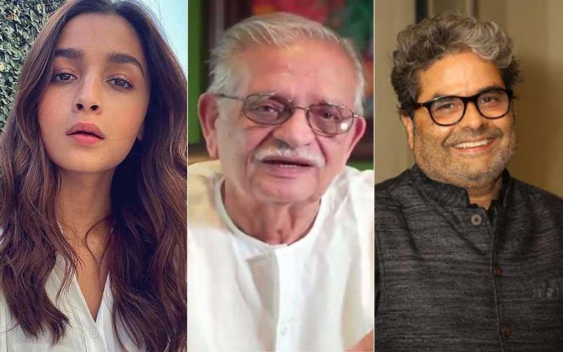 Alia Bhatt's Production DARLINGS: Magical Duo Gulzar And Vishal Bharadwaj To Make Melodies And Music For The Film