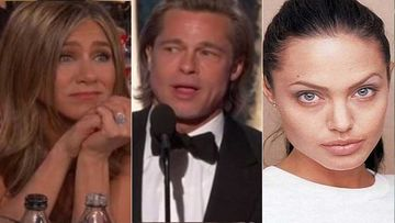 Amid Reconciliation Rumours Between Brad Pitt And Jennifer Aniston; The OUATIH Star Makes Wine With Angelina Jolie