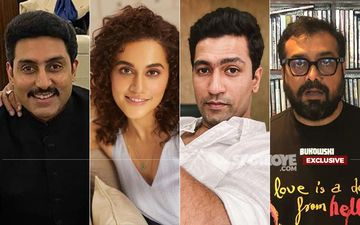 Abhishek Bachchan, Taapsee Pannu, Vicky Kaushal and Anurag Kashyap To Get Together For Manmarziyaan Sequel? - EXCLUSIVE