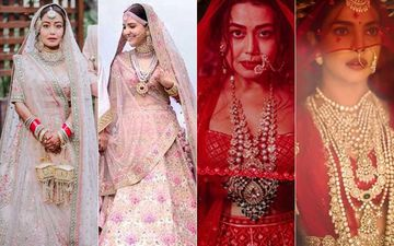 Neha Kakkar Massively Trolled, Twitterati Say Singer 'Copied' Priyanka Chopra, Anushka Sharma And Deepika Padukone's Wedding Outfits, 'Mashup Bana Dala'