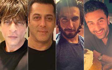Shah Rukh Khan, Salman Khan, Ranveer Singh And Ranbir Kapoor All Set To Kickstart Work On New Films In November