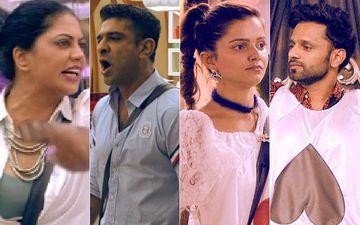 Bigg Boss 14 Day 40 SPOILER ALERT: Kavita Kaushik Has A Verbal Spat With Eijaz Khan; Rubina Dilaik And Rahul Vaidya Fight For Captaincy