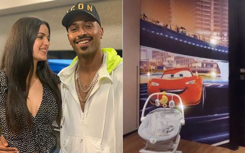 Hardik Pandya And Natasa Stankovic's Son Agastya Gets A Car-Themed Room; Mommy-Daddy Go OTT For Their Little Munchkin-PIC INSIDE